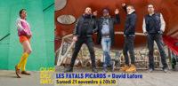 Les Fatals Picards + David Lafore (1ère partie)