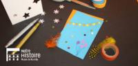 Atelier cartes de fêtes !