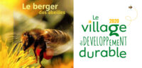 Abeilles et apiculteurs au village du Développement durable