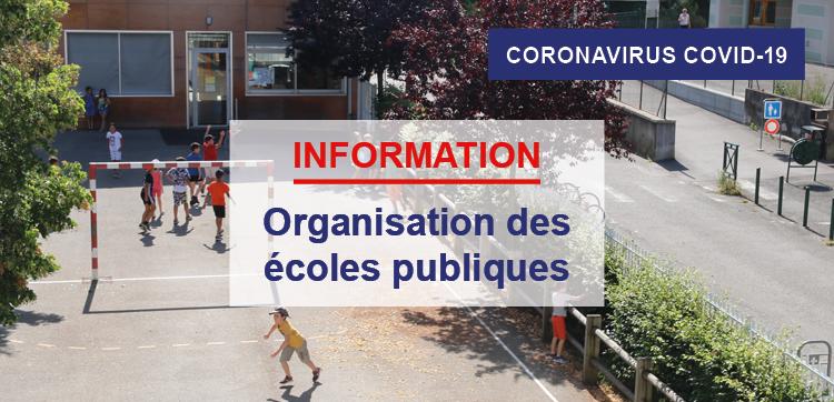 Organisation des écoles publiques à Rumilly