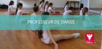 La Ville recrute : un professeur de danse