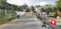 Opération d'aménagement du secteur rue des Ecoles / Tours / Montpelaz