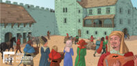 Rumilly au Moyen-Age