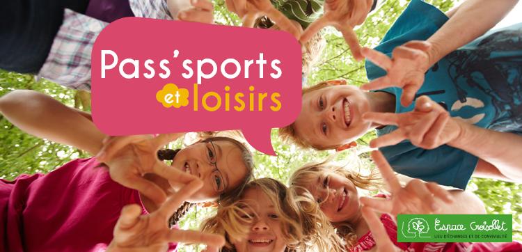 Pass'sports et loisirs – 2021/2022