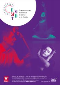Ecole municipale de musique, de danse et de théâtre