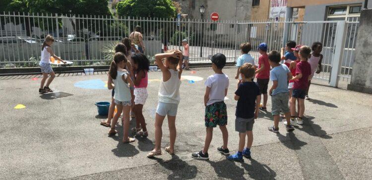 Péri-extra scolaire : les saisons nous proposent… L'été