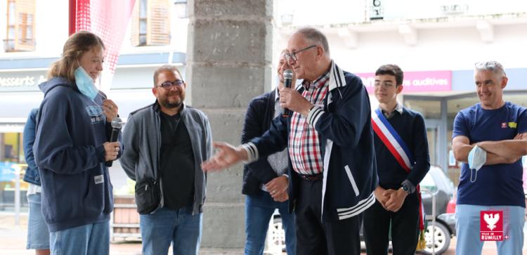 """A nos plu(me)s belles rencontre : les correspondants se retrouvent """"en vrai"""""""