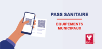 Pass sanitaire dans les équipements municipaux