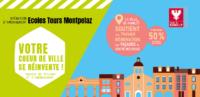 Journées de l'habitat : stand de la Ville de Rumilly
